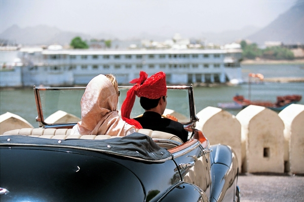 Taj Lake Palace Hotel в Удайпуре