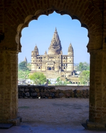 Храм Чатурбхудж (Chaturbhuj temple)